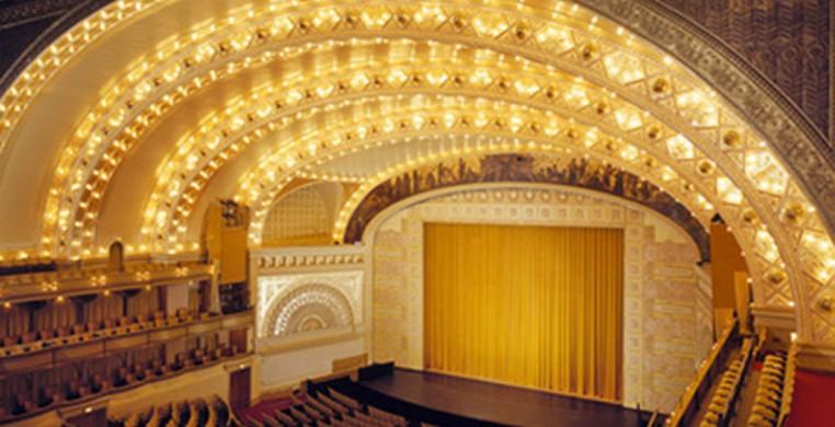 Auditorium Theatre Stage