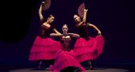 Ensemble Espanol Spanish Dance Theater. Photo by Dean Paul.