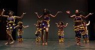 Ayodele Teen Collective at The Chicago Teen Dance Festival Showcase
