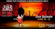 The Royal Ballet: Don Quixote