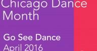 Chicago Dance Month 2016