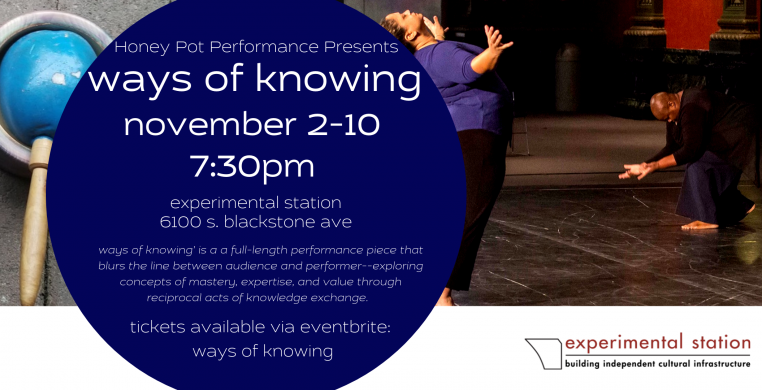 ways of knowing by honey pot performance