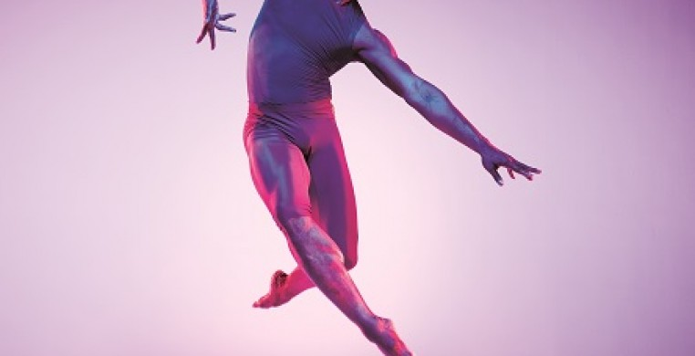 Alvin Ailey American Dance Theater, photo by Andrew Eccles.