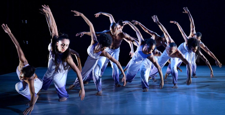 The venerable Alvin Ailey American Dance Theater highlights the next generation of great American dance stars through its second company, Ailey II. Photo: Eduardo Patino, NYC.