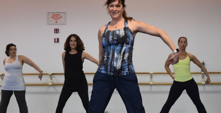 Beginner Jazz with Jennifer Edgcomb at Lucky Plush Productions' Virtual Dance Lab