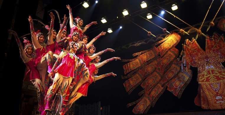 National Acrobats and Circus of the People's Republic of China