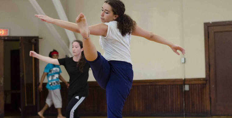 Students from around the country attend TS Intensive