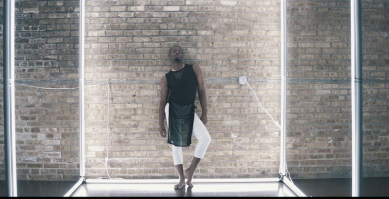 """Dancer Imani Williams in a still from """"Finding Henry,"""" by Joe Musiel"""
