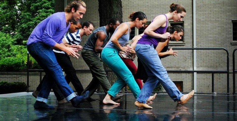 """""""That Thing We Talked About"""" by Michel Rodriguez Cintra Dance in the Parks 2014 Photo: NehamaShots"""