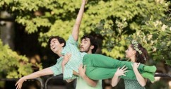 Night Out In The Parks: Dance In The Parks