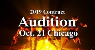 2019 Contract Audition is Oct. 21 in Chicago