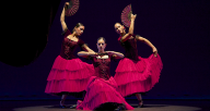 Ensemble Espanol Spanish Dance Theater. Photo by Dean Paul.