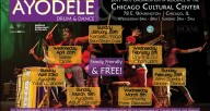 Ayodele at the Chicago Cultural Center (CCC): 2017 Arts and Culture Organization Residency (ARC)