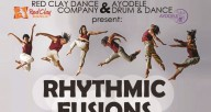 Rhythmic Fusions with Ayodele & Red Clay Dance