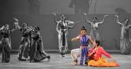 """Mandala's """"Story of Ram"""" returns as an Asian answer to the holiday season, in time for Diwali. Dances of South & Southeast Asia are emboldened with Shadow Puppetry."""