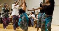 Come Join MUNTU for our Tuesday Night Dance Classes!!!