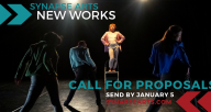 Synapse Arts New Works 2021 Call for Choreographers
