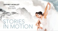 The Joffrey Ballet: Stories in Motion