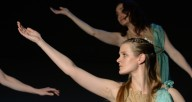Leslie Fiedler has taken class with Duncan Dance Chicago for the past 8 years, and found it a helpful way to grieve a personal tragedy. She offers her reflections in light of the global health crisis. Pictured: Duncan Dance Chicago (John H. Wright)