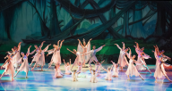 """A scene from Ballet Chicago's """"Hansel & Gretel,"""" presented as part of a seven-week series of digital programs available for free this spring. Photo by Ron McKinney Photography"""