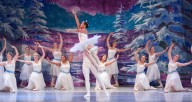 """Le Ballet Petit was founded in 1954 by ballerina Kitty La Pointe, who started her dance school teaching ballet in her basement. La Pointe's successor, Ida Velez, celebrates 42 years in the business as the school goes digital for its annual """"Nutcracker"""""""