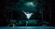 "Victoria Jaiani and Temur Suluashvili in ""Giselle"" (photos by Cheryl Mann)"